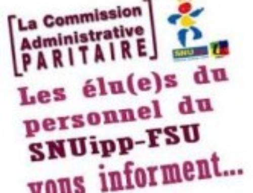 Circulaire Mouvement 2020 : le SNUipp-FSU 86 vous aide !