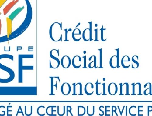 Offres CSF – Crédit Social des Fonctionnaires via la SRIAS