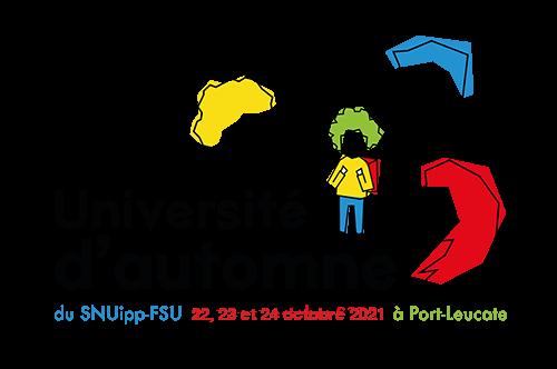 Inscription à la 20e Université d'Automne du SNUipp-FSU